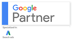 Wuwu.Media ist Google Partner - Adwords Search Ads in München